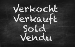 Verkocht, Verkauft, Sold, Vendua